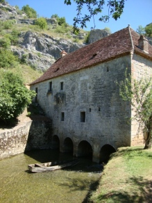 fortified mill